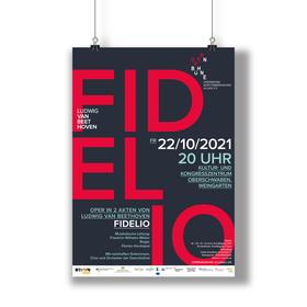 Bild: FIDELIO, OPER in zwei Aufzügen von Ludwig van Beethoven