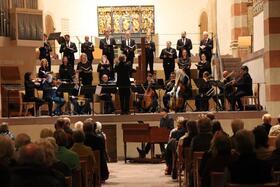 Bild: Gli Scarlattisti - Bach: Messe h-Moll BWV 232