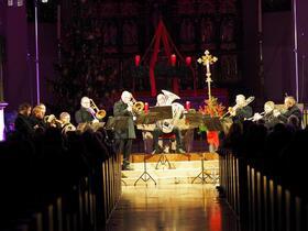 Bild: EUROPEAN BRASS - Festliches Neujahrskonzert mit Highlights der Barockmusik!