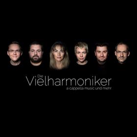Bild: Die Vielharmoniker a cappella