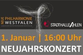 Bild: Neujahrskonzert - mit dem Dirigenten Aurélien Bello