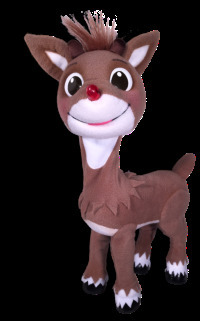 Bild: Berliner Puppentheater - Rudolph mit der roten Nase