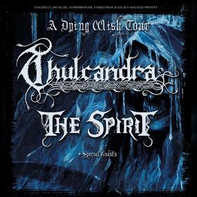 Bild: Thulcandra & The Spirit - A Dying Wish Tour 2021