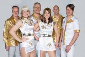 Bild: Kultur Sommer Karlskron - ABBA Tribute - AGNETHAS AFFAIR - A Tribute to ABBA