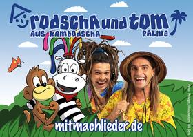 Bild: Rodscha und Tom - Kino-Mitmach-Konzert