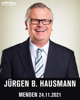 Bild: Jürgen B. Hausmann - Krisbaum, Kriskind, Krisdekrise