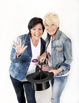 Bild: Kabarett- und Mundart-Tage 2021, Dui do on de Sell