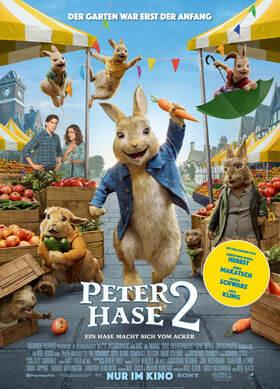 Bild: Peter Hase 2 - Ein Hase macht sich vom Acker
