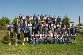 Bild: Promenadenkonzert mit dem Musikverein Löffelstelzen