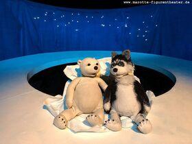 Bild: Marotte Figurentheater - Kleiner Eisbär, lass mich nicht allein!