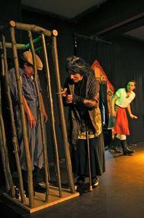 Bild: Hänsel & Gretel - Kindertheater