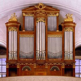 Bild: Orgel- und Vokalkonzert