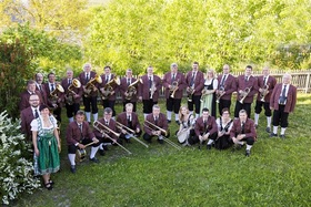 Bild: Fred Prokosch und die Egerlandmusikanten