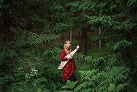 Bild: Klangkosmos Weltmusik - Mari Kalkun (Estland)