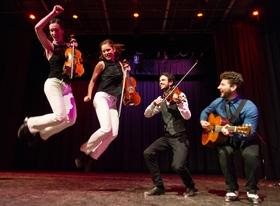 Bild: The Fitzgeralds   Fiddling & Step Dance