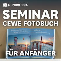 Bild: MUNDOLOGIA-Seminar: CEWE Fotobuch für Anfänger