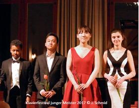 Bild: Internationales Klavierfestival junger Meister | Eröffnungskonzert Meisterkurs