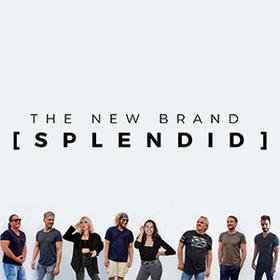 """Bild: Cover-Express """"The New Brand ['splendid]"""" - Gute Stimmung garantiert"""