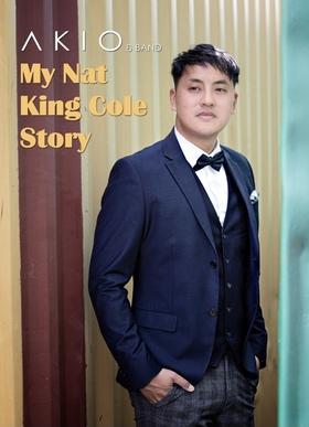 Bild: AKIO & Band: My Nat King Cole Story - Jazz, Blues Swing – neu interpretiert. Ehrlich. Entspannt.