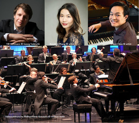 Internationales Klavierfestival junger Meister   Orchesterkonzert