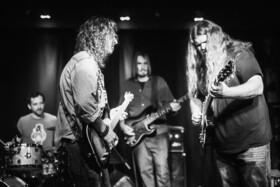 Bild: Allen-Forrester Band - Tour 2021