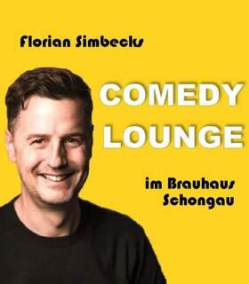 Bild: Comedy Lounge - mit Florian Simbeck