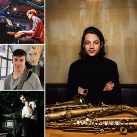 "Bild: Paul Scheugenpflug Quartett - ""Millenial Fusion"""