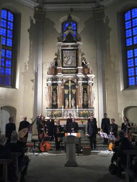 Bild: Mit Fried und Freud - Cappella Sagittariana Dresden