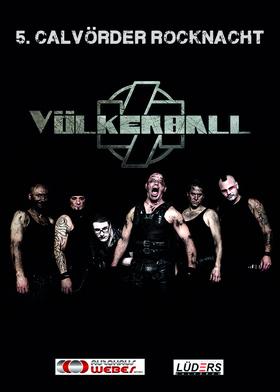 Bild: 5. Calvörder Rocknacht - Völkerball - A tribute to Rammstein