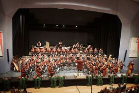 Bild: Herbstkonzert der Stadtkapelle Wangen