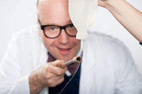 Bild: Felix Homann - Baff! Die neue Wissenschaftsshow