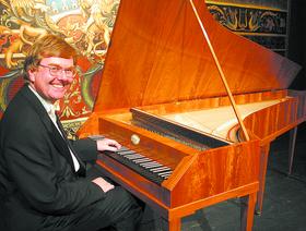 Bild: Klavierkonzert - Clavierkonzert in historischem Gewand