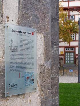 Bild: Gießen historisch - Ein Spaziergang durch den historischen Teil Gießens