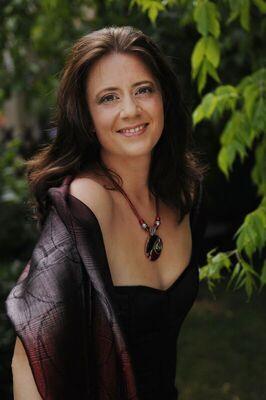 Bild: Operetten- und Chansonabend mit Sopranistin Evelyn Kühne