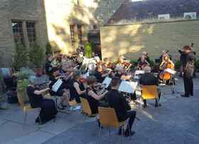 Bild: Jahreskonzert des Kammerorchesters Bad Rappenau