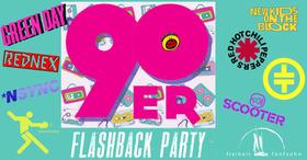 Bild: 90er Flashback Party