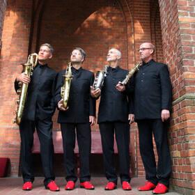 Bild: Das kleine Konzert: Meier's Clan Saxophonquartett