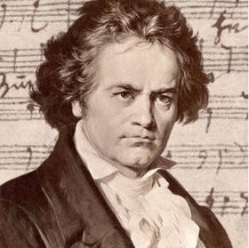 Bild: Ludwig van Beethoven - Lieder mit Hammerflügel