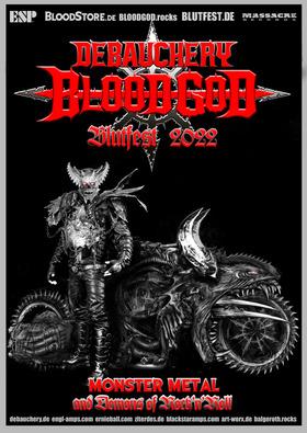 Bild: Debauchery - Monster Metal Tour 2021