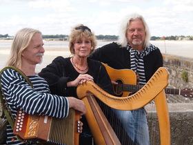 Bild: An Ermining | Keltische Musik der Bretagne - Barbara Gerdes | Andreas Derow | Hans Martin Derow