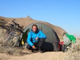 Bild: Stephan Schreckenbach: Cycling Eurasia