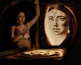Bild: 7 I Queen of Sand - Irina Titova - In 80 Bildern um die Welt