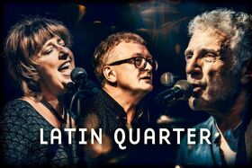 "Bild: Latin Quarter - Steve Skaiths Kultband aus UK / im Trio auf ""Releasing The Sheep""-Tour"