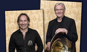 Bild: Chris B. & Udo Schwendler: Crispy Music