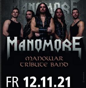 Bild: Manomore - Manowar Tribute