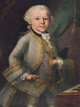 Bild: Mozart: Zwischen Kutsche und Konzertsaal - Wunderkind, Tausendsassa und begnadeter Komponist