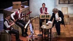 Bild: Beethoven zieht wieder um