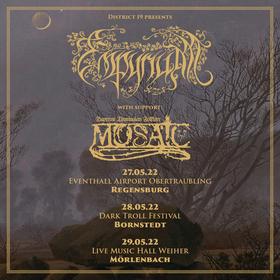Bild: Empyrium - Album Release Tour 2022