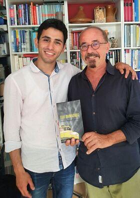Bild: Konzertlesung mit Aeham Ahmad (Pianist aus den Trümmern) und Andreas Lukas (Autor) - Konzertlesung