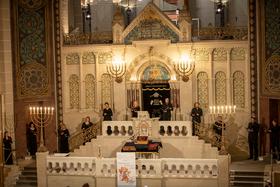 Bild: Konzert des Synagogal Ensemble Berlin